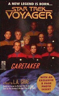 Caretaker novelization