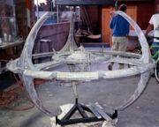 Deep Space 9 model