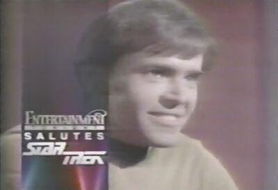 ET salutes Star Trek