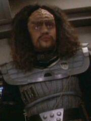 Klingonischer Patrouillenwächter 1 Spiegeluniversum