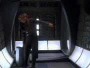 Quark verpasst sein Schiff