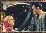 Star Trek Deep Space Nine - Profiles Card 80