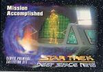 Star Trek Deep Space Nine - Series Premiere Card 19