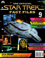 Star Trek Fact Files Part 9 cover
