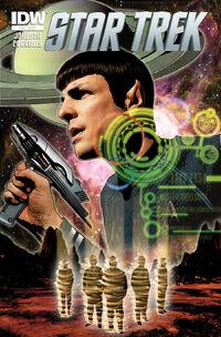 Star Trek Ongoing, issue 33