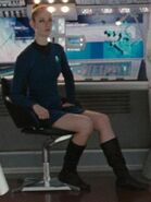 Sternenflottenuniform Neue Zeitlinie Uniformrock