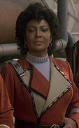 Uhura open jacket