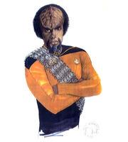 Worf sketch