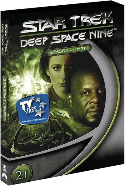 DS9 Staffel 2-1 DVD