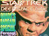 The Official Star Trek: Deep Space Nine Magazine issue 6