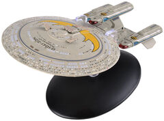 Eaglemoss ISS Enterprise NCC-1701-D