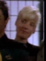 ...as a Starfleet officer
