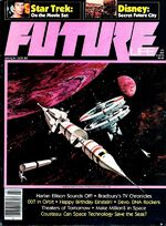 Future Life issue 09 cover