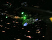 Galor fleet about to meet the Klingons