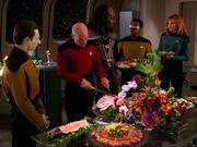 Officer's buffet, 2366
