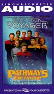 Pathways audiobook cover, US cassette edition
