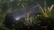 Photonentorpedo Mark VI als Spocks Sarg