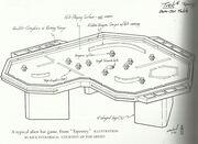 Rick Sternbach dom jot table design
