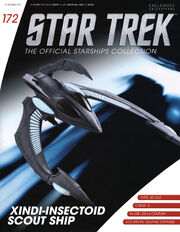 Star Trek Official Starships Collection issue 172