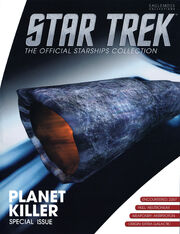 Star Trek Official Starships Collection issue SP17