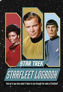 Starfleet Logbook cover