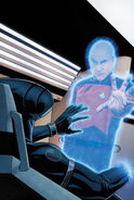TNG Ghosts issue 2 retail cover