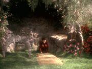 Tekeny Ghemor's grave