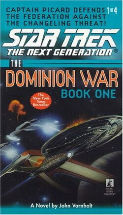 The Dominion War Book 1