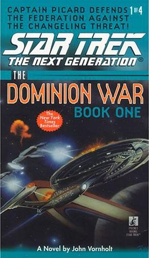 The Dominion War Book 1