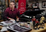 Tod McFarlane and his company's 2018 Star Trek product releases