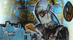 Bolian Borg SkyBox trading card B5