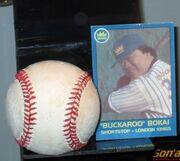 BuckBokai Tradingcard