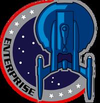 Enterprise NX-01 Logo