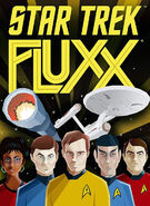 Star Trek Fluxx box art