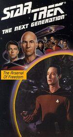TNG 021 US VHS