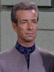 Attaché von Botschafter Fox 2267