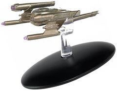 Eaglemoss 86 Gorn Starship