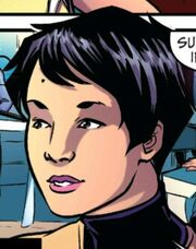 Female Sulu IDW
