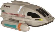 Innerspace S1 Goddard Shuttlecraft