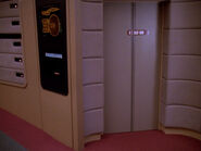 Picard ready room entrance