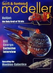 Sci-Fi & Fantasy modeller cover volume 20
