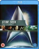 Star Trek First Contact BD cover Region B