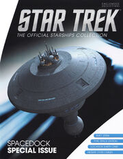 Star Trek Official Starships Collection issue SP15