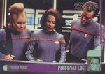 Star Trek Voyager Profiles Trading Card 22