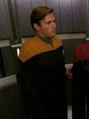Sternenflottenoffizier Sicherheit 1 USS Voyager 2371