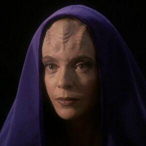 Arissa, an Idanian female