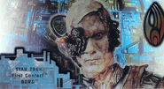 Borg drone SkyBox trading card B11