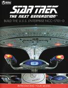 Build The USS Enterprise NCC-1701-D introductory guide