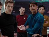 Starfleet uniform (alternate reality)