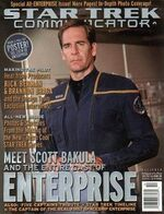 Communicator issue 135 cover